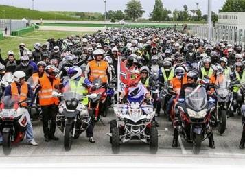 Il 4° Moto Memorial Sic Day al CIV di Misano immagine
