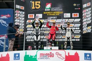 Twelve Racing_KTM_Aldrovandi_Podio