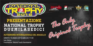 NATIONAL TROPHY 2016 invito presentazione Mugello