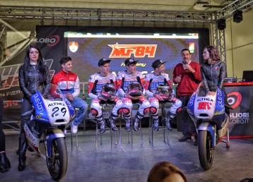 Presentazione team Fabrizio