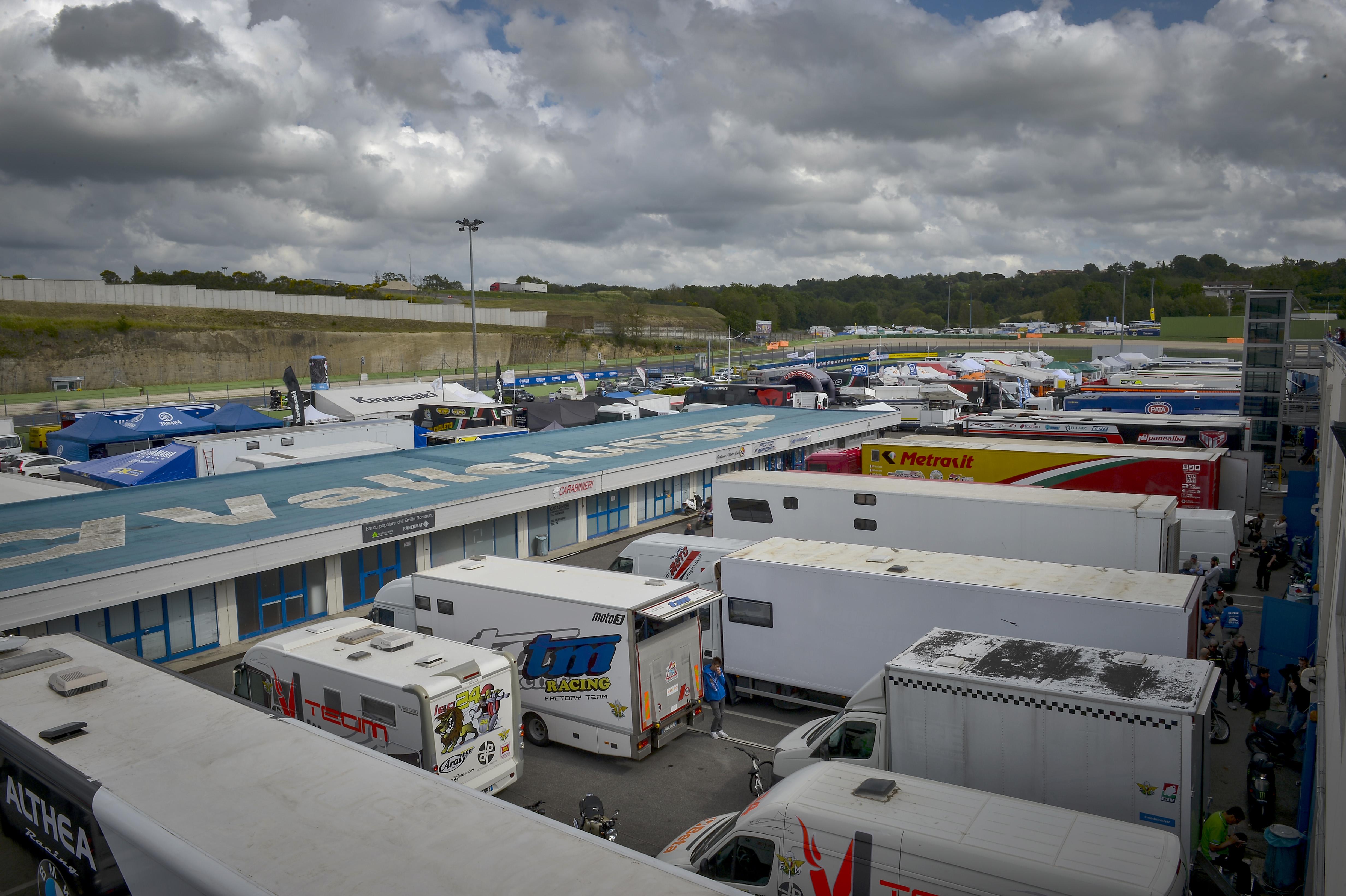 Circuito Vallelunga : Round vallelunga la sfida continua