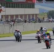 moto3 finish